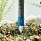 biOrb multifunkciós tisztító kefe kék
