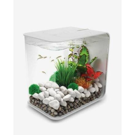 biOrb FLOW 15 LED fehér design akvárium szett