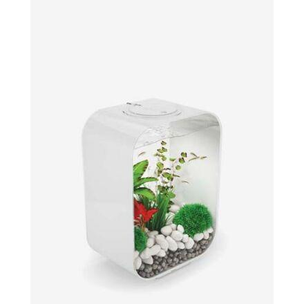biOrb LIFE 15 LED fehér design akvárium szett