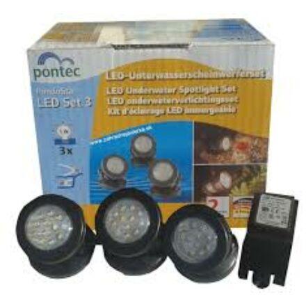 Pontec PondoStar Led Set 3 világítás szett