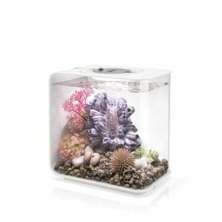 biOrb FLOW 15 MCR (színes világítás) fehér design akvárium szett