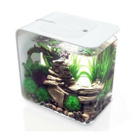 biOrb FLOW 30 MCR (színes világítás) fehér design akvárium szett