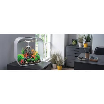 biOrb LIFE 30 MCR (színes világítás) átlátszó design akvárium szett
