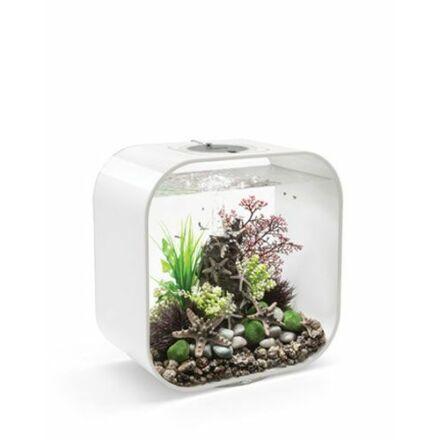 biOrb LIFE 30 MCR (színes világítás) fehér design akvárium szett
