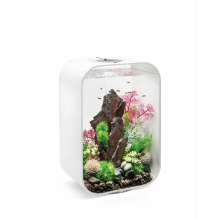 biOrb LIFE 45 MCR (színes világítás) fehér design akvárium szett