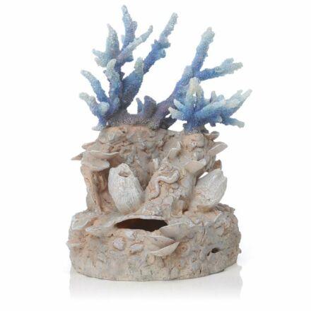 biOrb csipkézett kék korall közepes