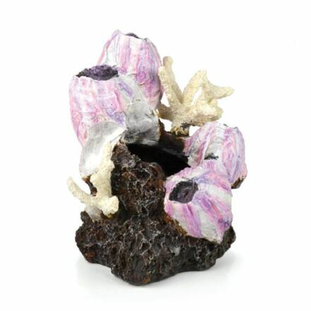 biOrb rózsaszín kagylófürt középső elem kicsi