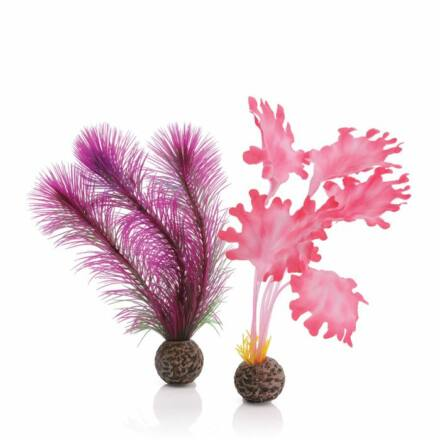 biOrb rózsaszín hínár szett kicsi