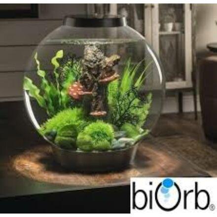 biOrb Classic 30 MCR (színes világítás) design akvárium szett fekete