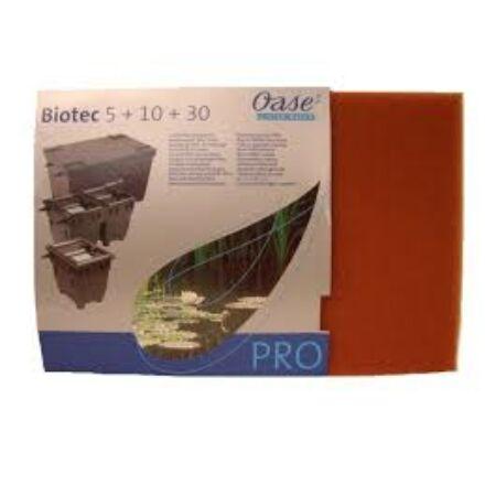 Oase csereszivacs piros Biotec 5/10/30 szűrőcsaládhoz