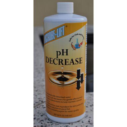 Microbe-Lift pH csökkentő 1 literes